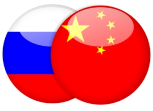 Chinese and Russian Connection